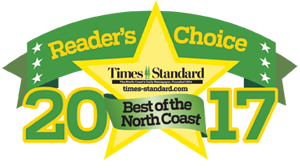 Reader's Choice Best of Humboldt 2017