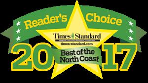 Reader's Choice Best of Humboldt 2017